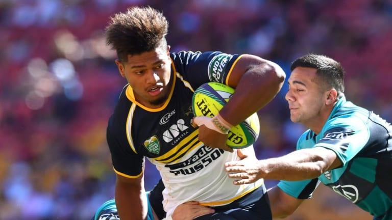 Brumbies flanker Rob Valetini is set to return to rugby in three weeks.