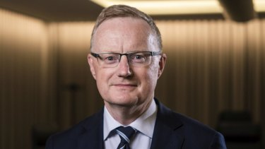 Governor Philip Lowe could reveal where he sees interest rates going ahead of the Reserve Bank's next board meeting.