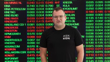 Ruslan Kogan, founder and CEO of Kogan.com.