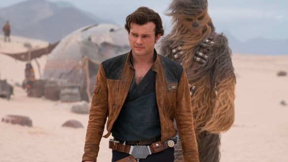 Swashbuckling Solo delivers pure fun for Star Wars fans
