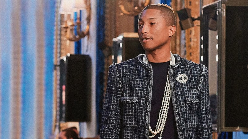 dfa95366e Chanel releases capsule collection with Pharrell Williams