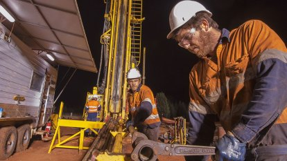 Cashed up and striking gold: the resurgence of Australia's mineral explorers