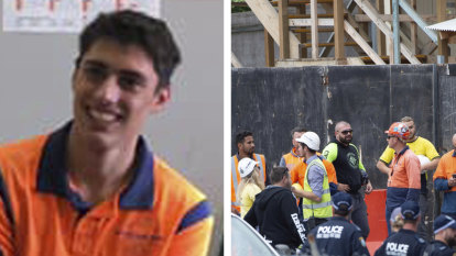 Worker dead, another injured after Sydney scaffolding collapse