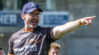 'Lightbulb moment': McKellar's journey from Queensland league to Wallabies coach-in-waiting