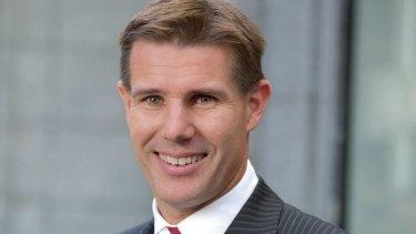 Geoff Lucas CEO of Mcgrath Ltd