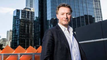 Rich Lister Christian Beck holds a 30 per cent stake in Multipli.