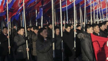 Women are routinely abused in North Korea, according to Human Rights Watch.