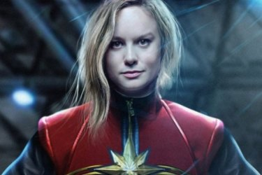 Does Captain Marvel (Brie Larson) save the day in Avengers: Endgame?