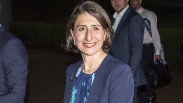 The case for endorsing Gladys Berejiklian arises not from anything she has done during the campaign