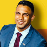 Andrew Romanoff Shaniyat Chowdhury, 28, is running for US Congress and hoping to repair historic racial injustices.
