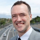 Associate Professor Matthew Burke from Griffith University's Cities Research Institute.