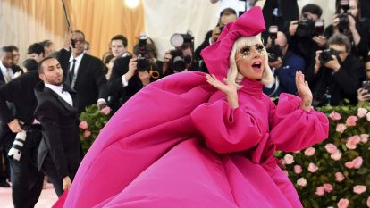 Met Gala 2019: the A-list goes camping