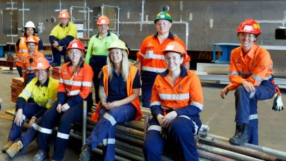 How to fill the tradie skills gap: women