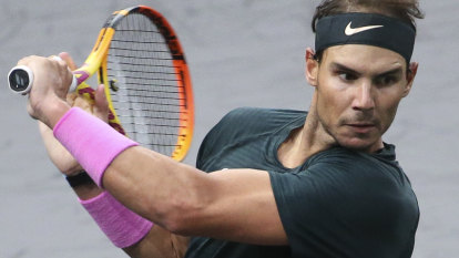 Nadal and Thiem's coaches don't make the trip to Australia