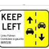 Keep left: WA tourist routes to get signs in three languages reminding drivers of the basics