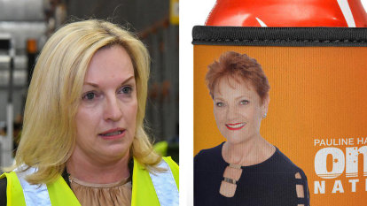 'Justice for Christine Holgate': Hanson secures Senate inquiry into Australia Post watch fiasco