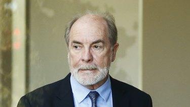 Former ARLC chairman John Grant.