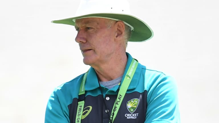 National selector Greg Chappell.