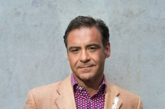 Channel 7 personality Andrew O'Keefe is facing domestic violence charges.