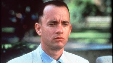 Tom Hanks in1994's Forrest Gump.