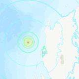 The earthquake struck north-west of Carnarvon.
