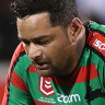 'Just disappointed': No fairytale finish for Souths legend Sutton