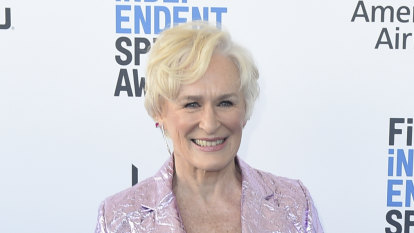 Glenn Close proves 'Easter egg' dressing is about to be a thing