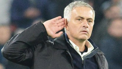 Spurs appoint Mourinho as new manager after sacking Pochettino