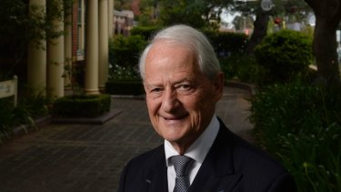 Philip Ruddock led a review into the question of protecting religious freedoms.