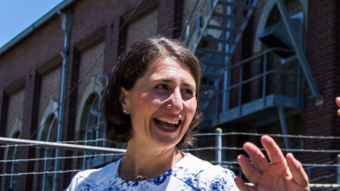 Gladys Berejiklian will appoint the state's first minister for public spaces.