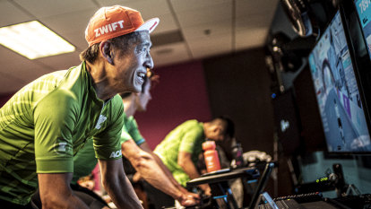 Zwift secures $625m in funding as pandemic takes cycling indoors