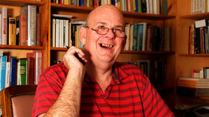 I thought I'd have time to reconcile with Les Murray