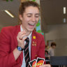 The students at Auburn High School in Hawthorn East have rediscovered Uno after their mobile phones were banned.