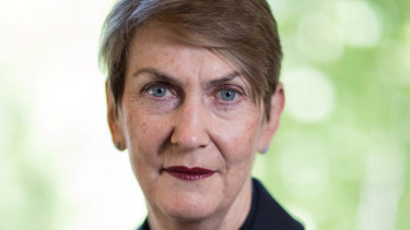 Chief Justice of the Supreme Court of Victoria Justice Anne Ferguson.