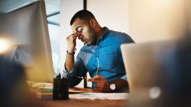 A lack of sleep can result in employees under performing on the job.