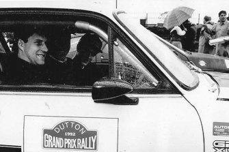 Dannyhad a love of classic cars.