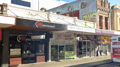 Barrack Street sushi restaurant fined for poor hygiene
