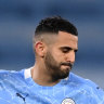 Mahrez double fires Man City into Champions League final