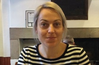 University of Melbourne associate professor Holly Lawford-Smith.