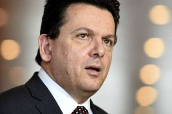 Former senator Nick Xenophon used parliamentary privilege to detail allegations of abuse against Scientology.