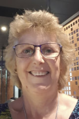 Glenda Maybury.