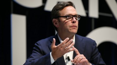 James Murdoch is backing new drone technology.
