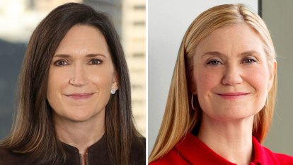 The women leading the race to sit on the financial world's most prized throne