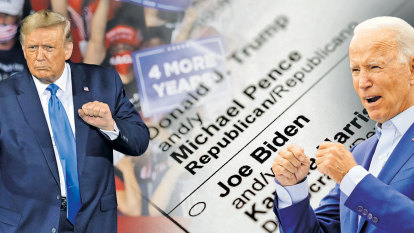 Trump v Biden: Everything we know about presidential debates goes out the window