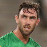 Surgery forces Maxwell out of South Africa tour