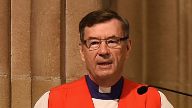 Anglican Archbishop of Sydney Glenn Davies says there are serious holes in the bill.