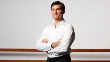 Australian Ballet's artistic director David McAllister has stepped down after 20 years.