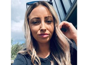 Mother-of-three Tamika Wever, 24, was critically injured after the crash.