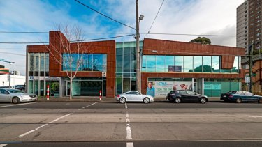 Software specialist Teba will lease an office suite at 9/84 Church Street in Richmond.