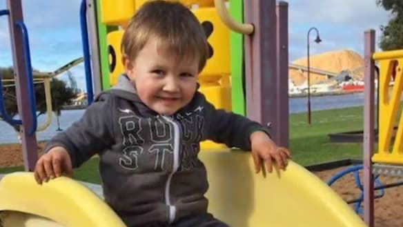 Blake's parents warn of dangers of falling furniture after his death